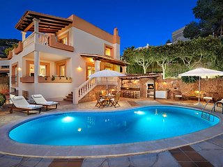 3 bedroom Villa in Playa de Talamanca, Balearic Islands, Spain : ref 5669346