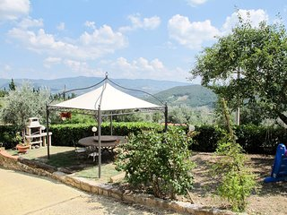 2 bedroom Apartment in Strada in Chianti, Tuscany, Italy : ref 5446741