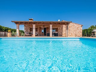 2 bedroom Villa in Sencelles, Balearic Islands, Spain : ref 5667382