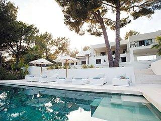 5 bedroom Villa in Es Cubells, Balearic Islands, Spain - 5669290