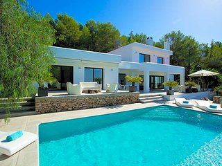 4 bedroom Villa in San Agustin des Vedra, Balearic Islands, Spain : ref 5669360