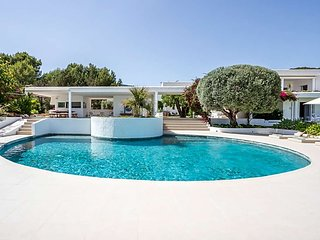 6 bedroom Villa in Es Cubells, Balearic Islands, Spain - 5669314