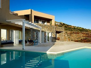 6 bedroom Villa in Ellinika, Crete, Greece : ref 5669228