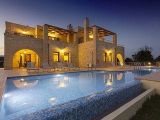3 bedroom Villa in Armenoi, Crete, Greece : ref 5667806