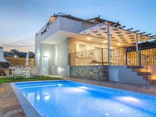2 bedroom Villa in Anafonitria, Ionian Islands, Greece : ref 5668707