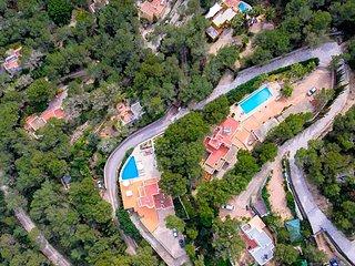 Colonia de Sant Jordi Villa Sleeps 10 with Pool Air Con and WiFi - 5669328