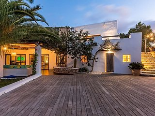 5 bedroom Villa in San Agustin des Vedra, Balearic Islands, Spain : ref 5669355