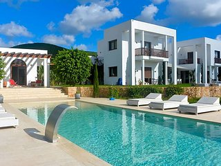 6 bedroom Villa in Sant Carles de Peralta, Balearic Islands, Spain : ref 5669331