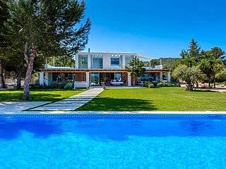 5 bedroom Villa in Cala Bassa, Balearic Islands, Spain : ref 5669305