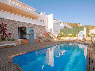 4 bedroom Villa in Cala Vadella, Balearic Islands, Spain : ref 5669342