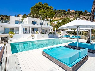 6 bedroom Villa in Es Cubells, Balearic Islands, Spain : ref 5669359