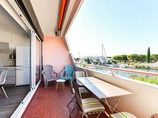 2 bedroom Apartment in Port Camargue, Occitania, France : ref 5668701