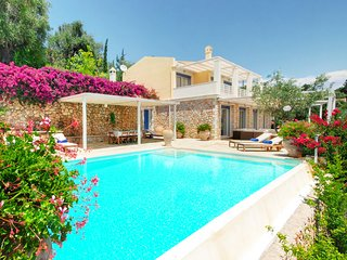 4 bedroom Villa in Pyrgi, Ionian Islands, Greece : ref 5364663