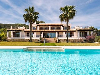 6 bedroom Villa in Santa Eulària des Riu, Balearic Islands, Spain : ref 5669282