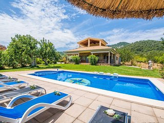 4 bedroom Villa in Caimari, Balearic Islands, Spain : ref 5667373