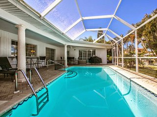 Charming 3bed/2bath on Longboat Key with pool and boat dock