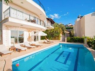 3 bedroom Villa in Kalkan, Antalya Province, Turkey : ref 5668716