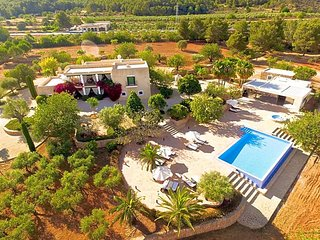 8 bedroom Villa in Can Furnet, Balearic Islands, Spain : ref 5669325