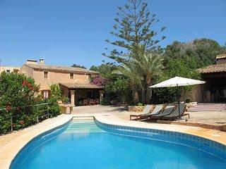 3 bedroom Villa in Cas Concos, Balearic Islands, Spain - 5441136
