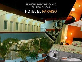 Habitacion Tranquila en Hotel Paraiso Plc