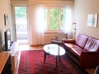 Ruth Gradel Zollikof . Cozy 2 bedrooms flat just 5 minutes from Bern