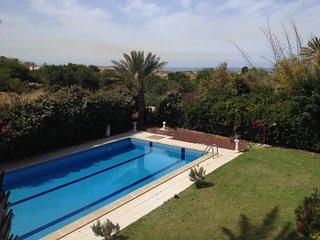 Dream house by the sea in Caesarea