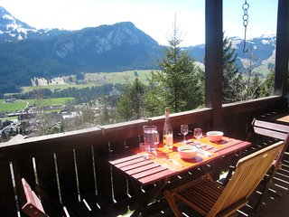 High Mountain Chalet - great views!