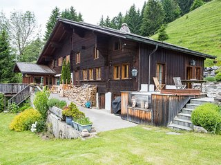 The Alps Wonder Chalet