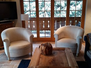 Gstaad - Luxury Flat in Saanenmoser next to slopes