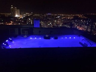Amazing Penthouse with private Pool - roof terrace