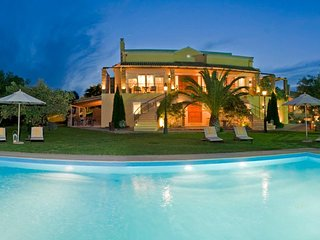 Private Spa villa  for luxurious stay in Corfu