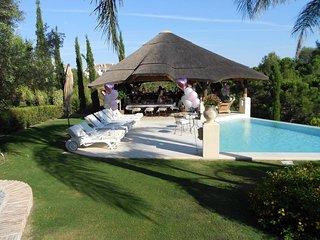 Paradise in Marbella super luxurious stylish villa