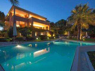 Dream Luxury Villa in Kommeno with pool & garden