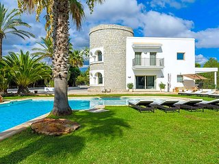 6 bedroom Villa in Montecristo, Balearic Islands, Spain : ref 5669321