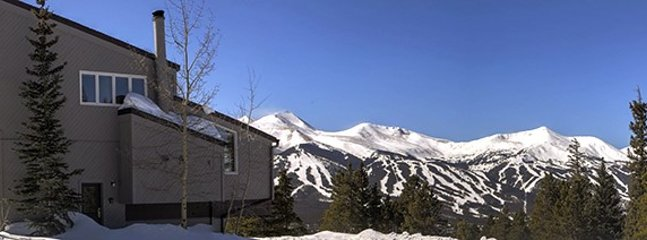 World Class Breckenridge Ski Resort - View from Gold Point Resort