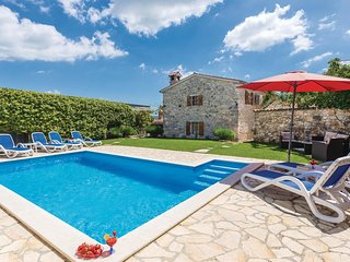 3 bedroom Villa in Prnjani, Istria, Croatia : ref 5564544