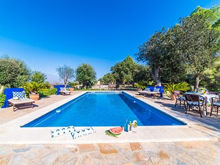 2 bedroom Villa in Sant Joan, Balearic Islands, Spain : ref 5667364