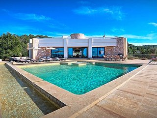 4 bedroom Villa in Cala d'en Bou, Balearic Islands, Spain : ref 5669286