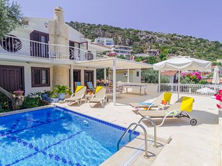 2 bedroom Villa in Kalkan, Antalya, Turkey : ref 5668784