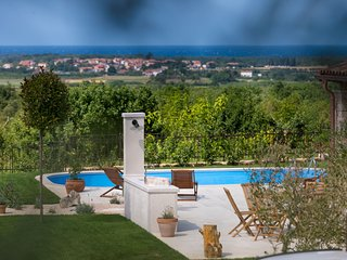 3 bedroom Villa in Vilanija, Istria, Croatia : ref 5636860