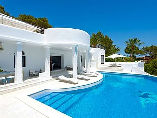 5 bedroom Villa in Es Cubells, Balearic Islands, Spain : ref 5669310