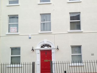 Tranquility is a luxury one bed apartment in the heart of Longford town