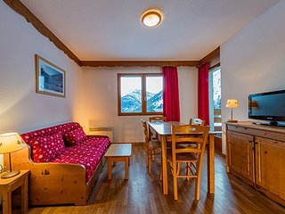 Cozy + Warm Mountain Apartment in Arvieux | Quiet Location!
