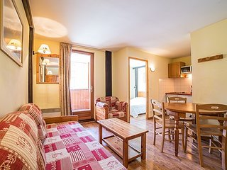 Enjoy 125km of Slopes From You Spacious Apartment, Perfect for a Group