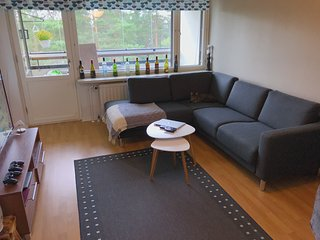 Living Room Space for 3 People