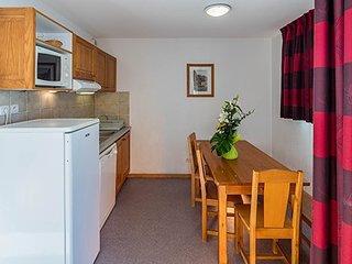 Appartement confort, a 100m des pistes | Sein de la station