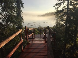 Cabin on Private Lake, SOLDOTNA, ALASKA