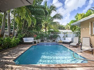 NEW-Wilton Manors Home w/Pvt Yard & Saltwater Pool