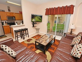 525VA. Beautiful Regal Palms Resort 4 Bedroom Town Home