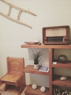 Mueble auxiliar en dormitorio principal
